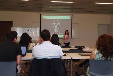 Social Entrepreneurship MBA Guest Lecture