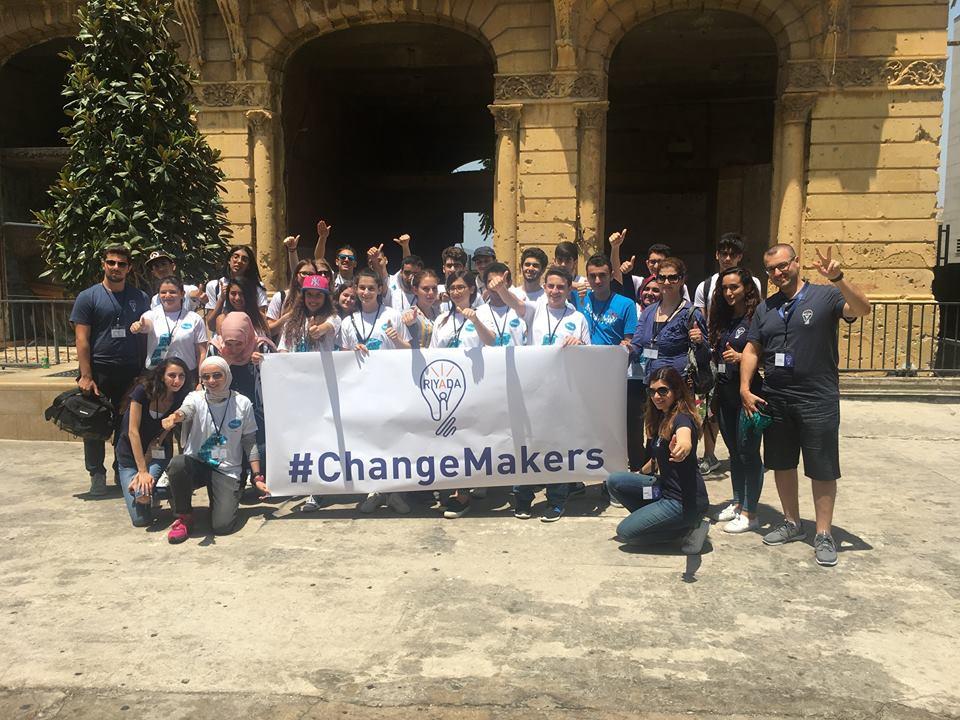 Becoming a ChangeMaker – First Steps