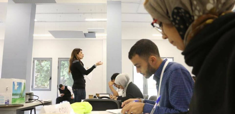 Design Thinking training for Libyan entrepreneurs