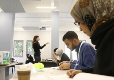 Design Thinking training for Libyan entrepreneurs