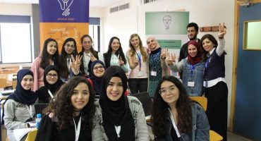 """Social Innovators"" workshop at Girls got IT Beirut 2018"