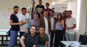 Qudra EU Madad Innovation Labs Social Entrepreneurship Training