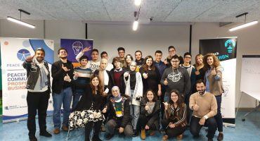 Peace Tech Youth Mentorship with Corporate Sector